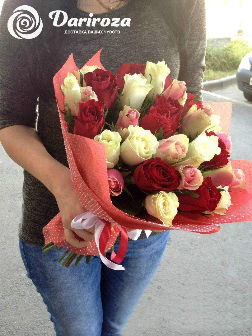 Фен шуй букет на заказ от 100 рублей цветов